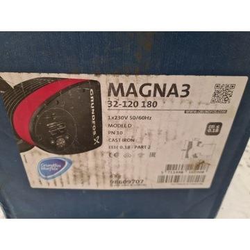 Pompa obiegowa elektroniczna MAGNA3 32-120 180
