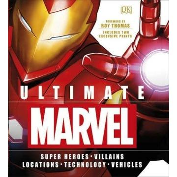 Ultimate Marvel Encyklopedia superbohaterów. PL