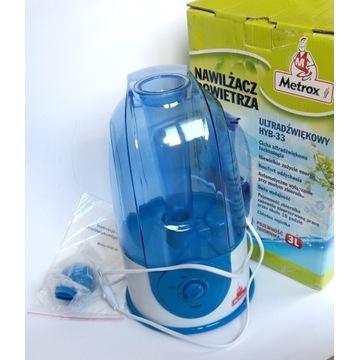 Nawilżacz ultradźwiękowy Metrox HYB-300