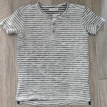 Zestaw 4 t-shirtów ZARA H&M RE 122 krótki rękaw