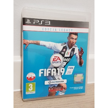 FIFA19 PS3 Legacy Edition