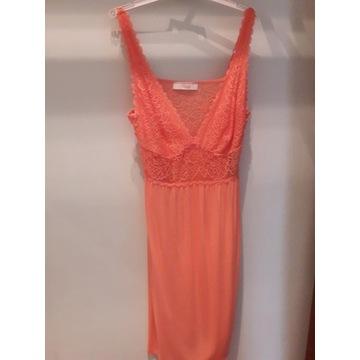 Pomarańczowa koszula nocna Triumph rozmiar 38