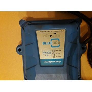 STEROWNIK KOMPUTER gazu LPG AG BLUEBOX REV-4
