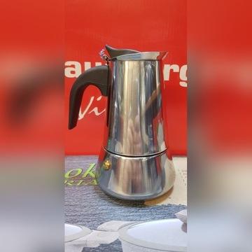Kawiarka 12fil zaparzacz do kawy espresso indukcja