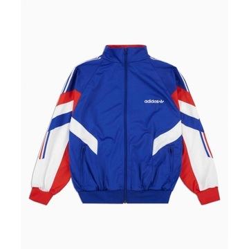Bluza Adidas Aloxe Track Top Bold Blue & White M