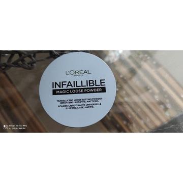 Loreal infaillible magic loose powder