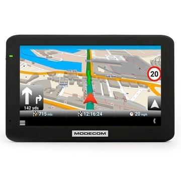 Nawigacja samochodowa MODECOM FreeWAY MX4