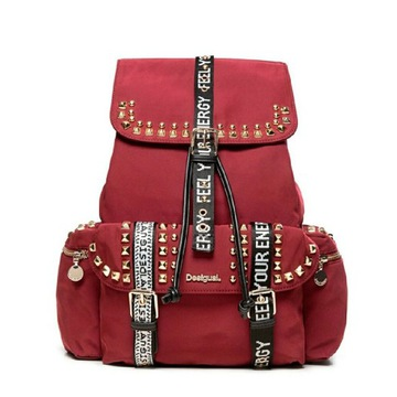Desigual plecak Back Bright Rock Tribeca NOWY !!!