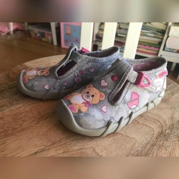 Pantofle Befado rozmiar 23