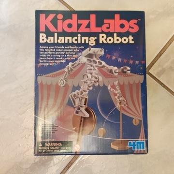 4M Kidz Labs Balansujący Robot, zestaw edukacyjny.