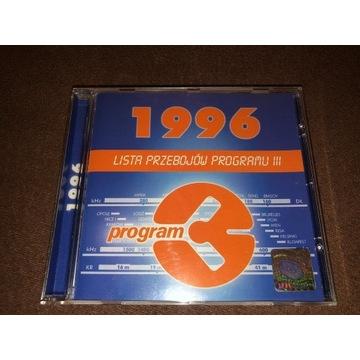 LISTA PRZEBOJÓW PROGRAMU III 1996