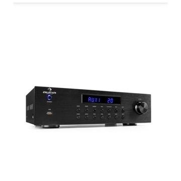 Wzmacniacz stereo AV2-CD850BT 4-strefowy czarny