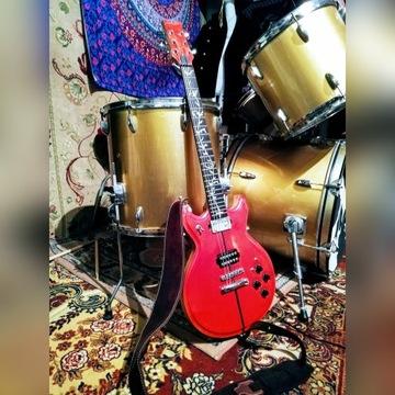 Gitara lutnicza a'la Ibanez Artist