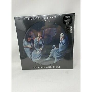BLACK SABBATH Heaven and Hell Picture Disc RSD2021