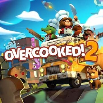 OVERCOOKED! 2 PC STEAM KLUCZ + 2 DLC