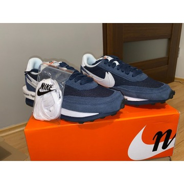 Nike x sacai x Fragment LDWaffle 42 EU / 8.5 US