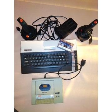 ATARI 800 XL zestaw komputer magnetofon zasilacz