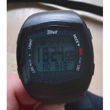 Zegarek sportowy z pomiarem pulsu