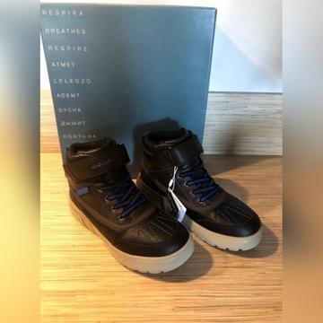 Buty dziecięce zimowe Geox Sveggen rozmiar 36