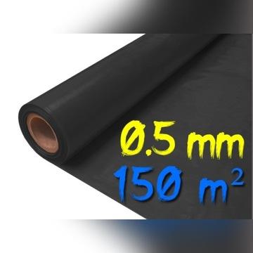 Folia budowlana izolacyjna 0,5mm z atestem 0,5