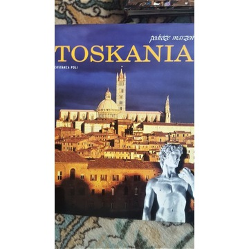 Książka Toskania Podróże Marzeń
