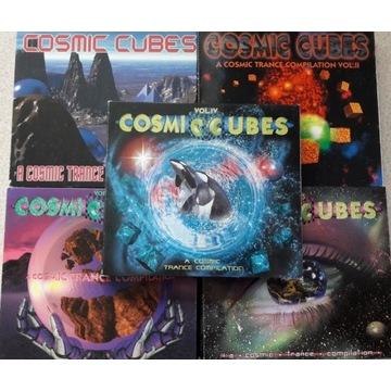 Cosmic Cubes I - V