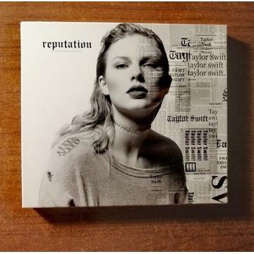 """Sprzedam """"reputation"""" Taylor Swift"""