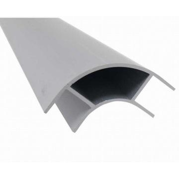 Aluminiowy profil narożny do mebli kamper 2.20 m