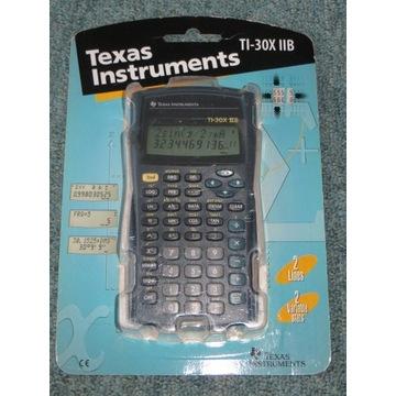 Kalkulator wielofunkcyjny TEXAS Instruments NOWY