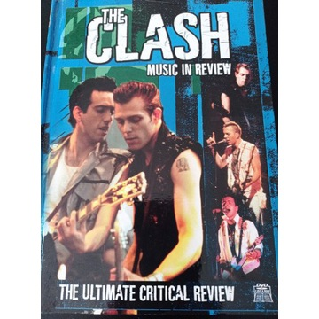 THE CLASH music in review 2DVD