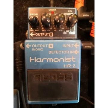 Harmonizer/Oktawer Boss hr-2