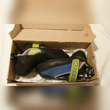 Buty wspinaczkowe męskie Evolv Nexxo Blue Lim 42.5