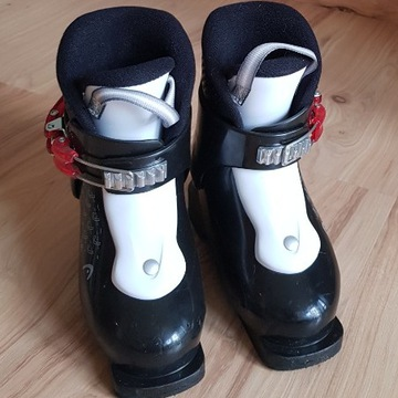 Buty narciarskie dla dziecka, Head 18,5