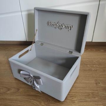 Pudełko weselne