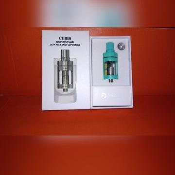 Vaporyzator CUBIS 3,5 ml (nie smok)