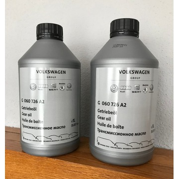 OE VAG olej przekładniowy G060726A2, VW AUDI SKODA