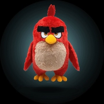 ANGRY BIRDS - Maskotka 25cm - PROMOCJA! -