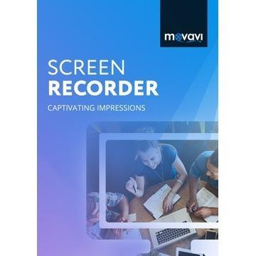Movavi Screen Recorder 2021 PL