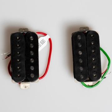 Ibanez V7 V8 pickup przystawki przetworniki gitary