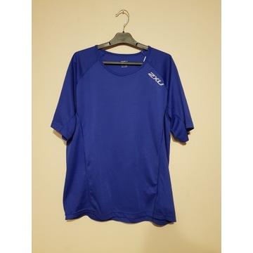 2XU Termoaktywna koszulka do biegania rozmiar L