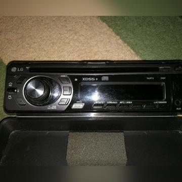 Panel Radia Pioneer LAC 5900