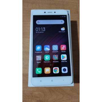 Xiaomi redmi X4 16gb rom, 2gb ram + karta sd 64gb.