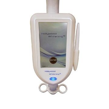 Profesjonalna lampa - laser do wybielania zębów.
