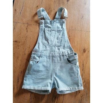 Ogrodniczki jeans Reserved 158