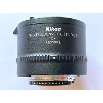 Nikon telekonwerter TC-20 E III