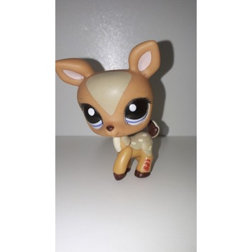 LPS LITTLEST PET SHOP JELONEK SARENKA #1123