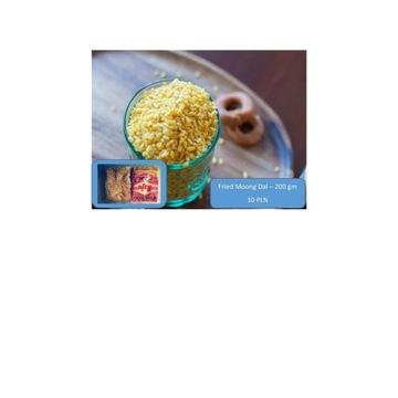 Fried moong dal indyjska przekąska 200gr