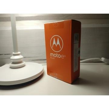 Motorola E6 play NOWA z plombą 2/32GB DualSIM