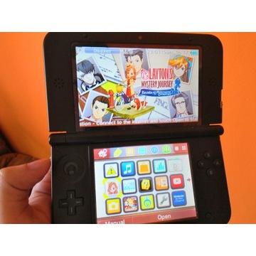 Nintendo 3DS XL, Sky3DS+, R4, Akcesoria