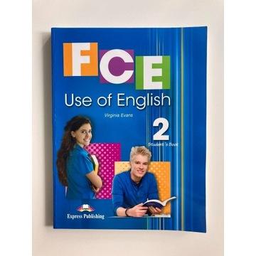 FCE Use of English 2 - Express Publishing książka